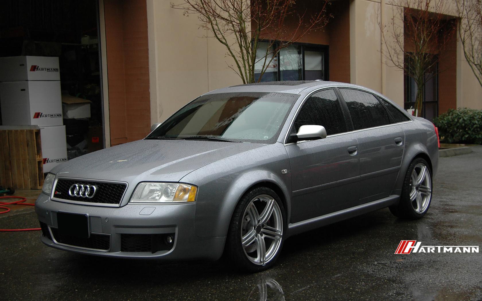 Audi c5 rs6 hartmann wheels hrs6 204 gs 19 mc1 hwm