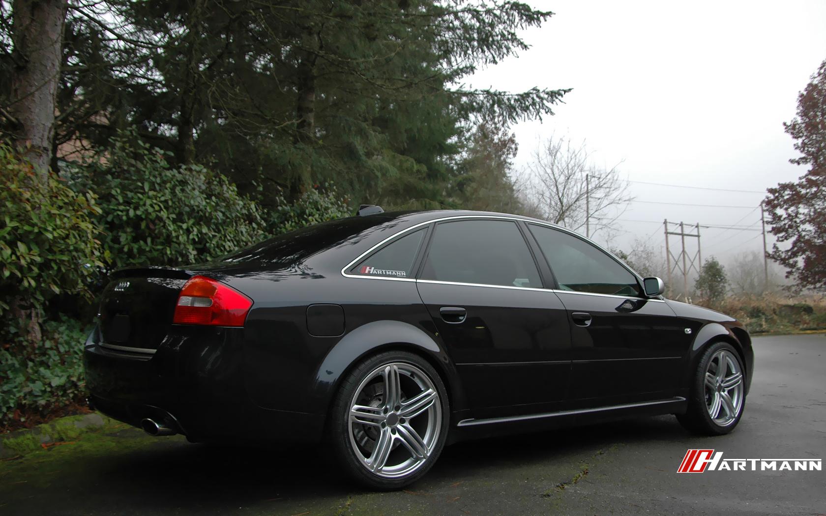 Hartmann Hrs6 204 Gs Wheels For Audi Fitment Hartmann Wheels