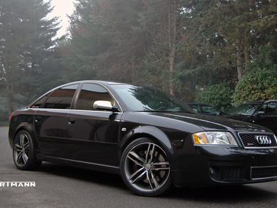 Audi c5 rs6 hartmann wheels hs5 209 gam 19 rs1 hwm