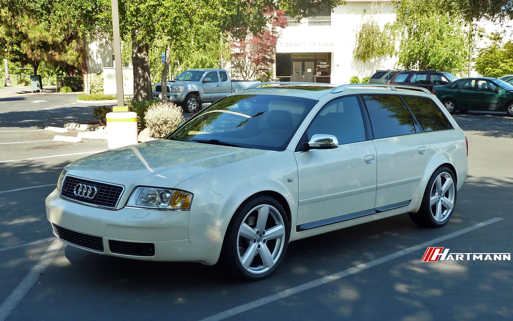 Audi c5 s6 hartmann wheels hrs6 172 gs 19 mb1 hwm