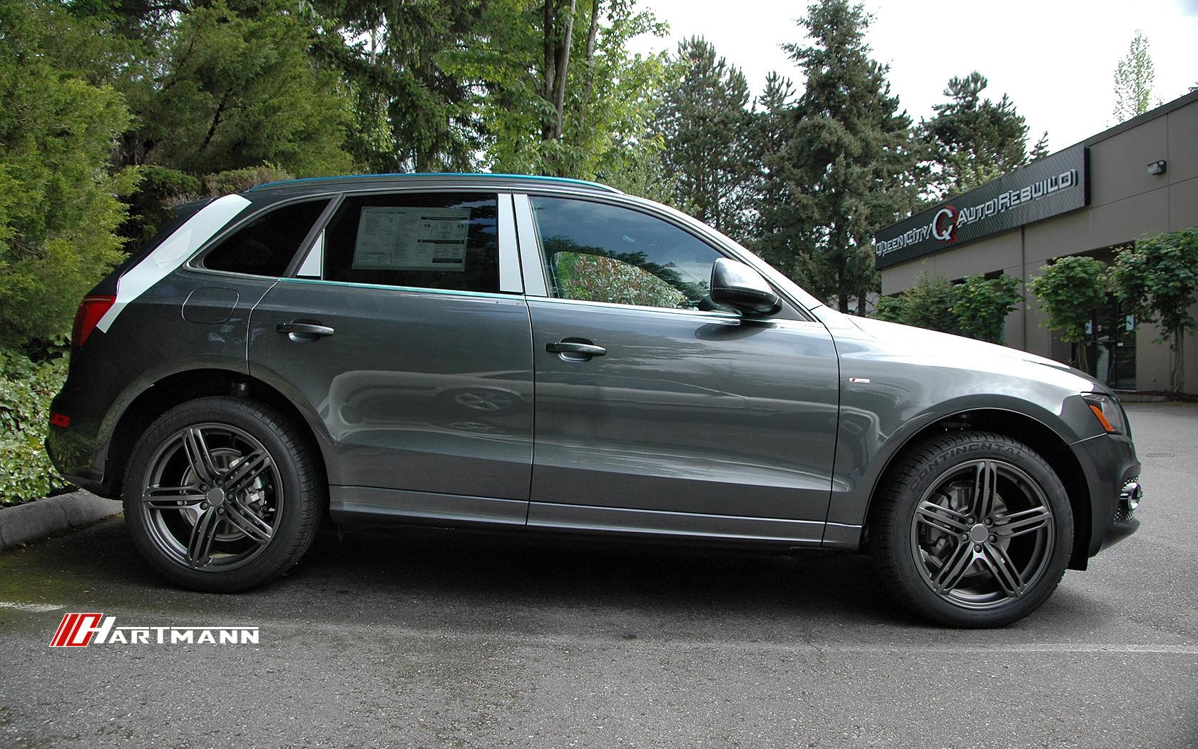 Vw Dealers Ma >> Hartmann HRS6-204-MA Wheels for Audi fitment - Hartmann Wheels
