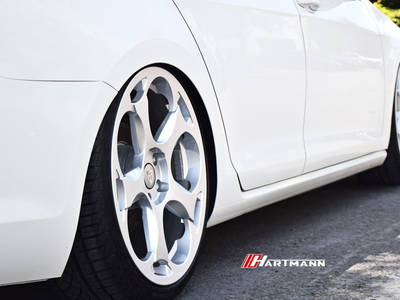 Volkswagen mkvii gsw hartmann wheels g5 gs 19 cj2 hwm