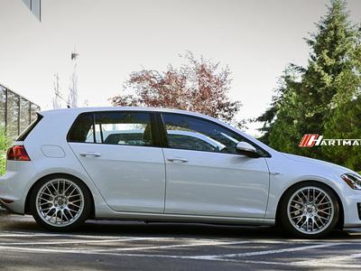 Volkswagen mkvii gti hartmann euromesh 4gs 18 bs 1 hwm
