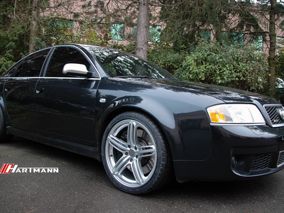 Audi c5 rs6 hartmann wheels hrs6 204 gs 19 rs2 hwm
