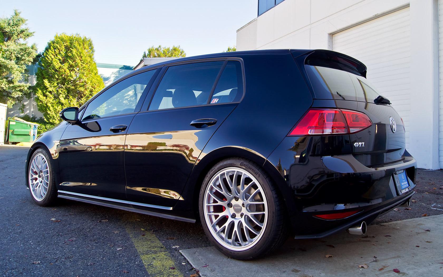Hartmann Euromesh 4-GS Wheels for Volkswagen fitment - Hartmann Wheels
