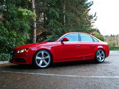 Audi b8 a4 hartmann httrs 19 cb