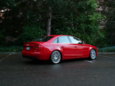 Audi b8 a4 hartmann euromesh 3 19 cb