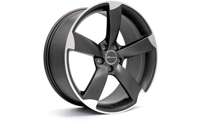 Hartmann HTT-256-MA:M Wheels for Audi fitment
