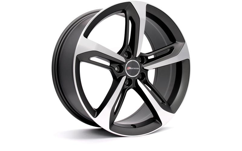 Hartmann HRS7-163-MA:M Wheels for Audi Fitment