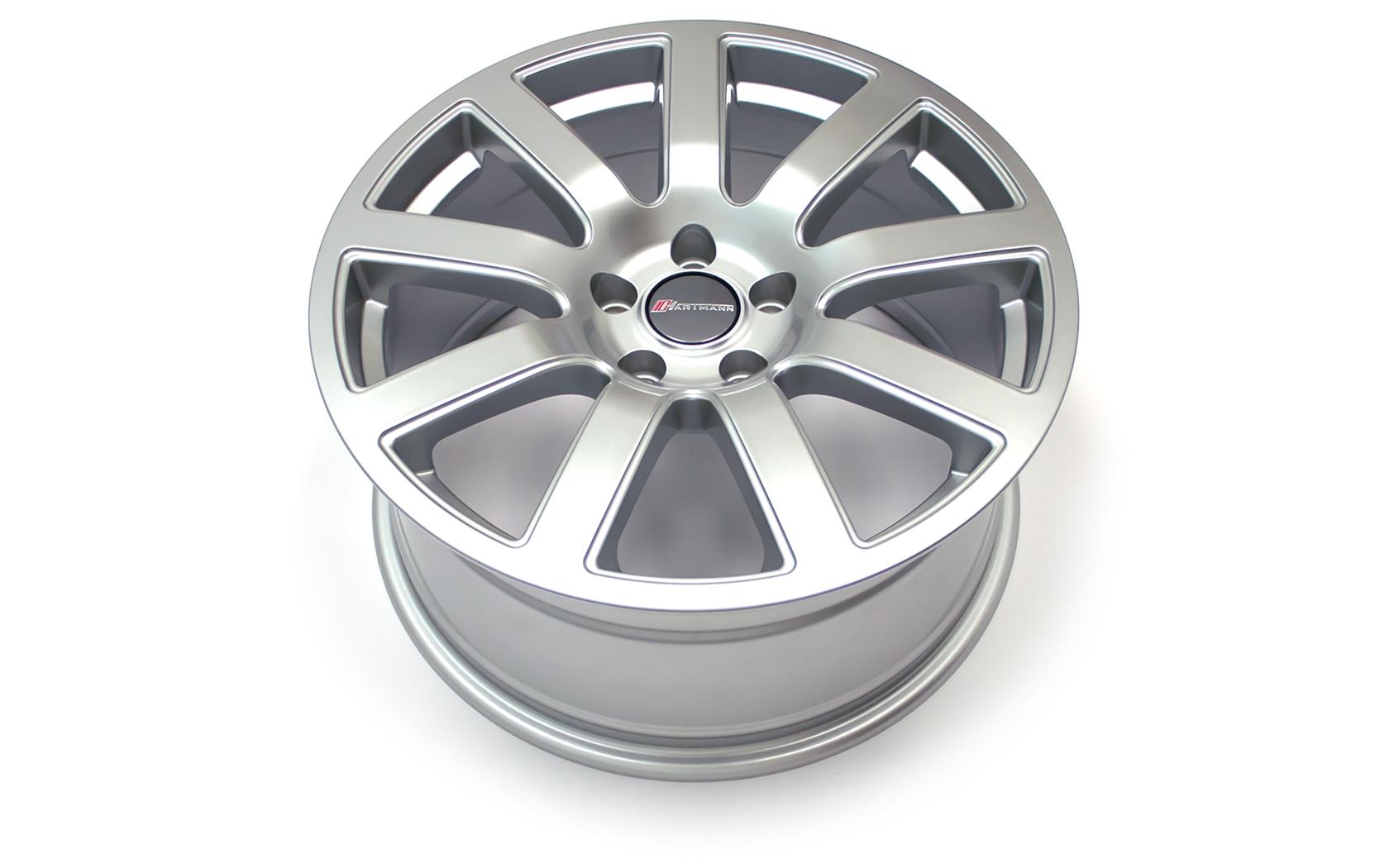 Audi Wheels, stock replicas - Hartmann Wheels